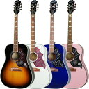 Epiphone by Gibson 《エピフォン》 Limited Edition Hummingbird PRO【数量限定エピフォン・アクセサリーパック・プレゼント】【hb_lt…