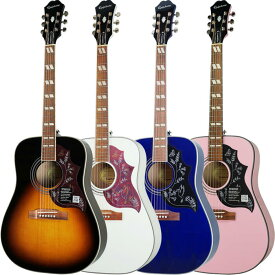 Epiphone by Gibson 《エピフォン》 Limited Edition Hummingbird PRO【数量限定エピフォン・アクセサリーパック・プレゼント】【hb_ltd】