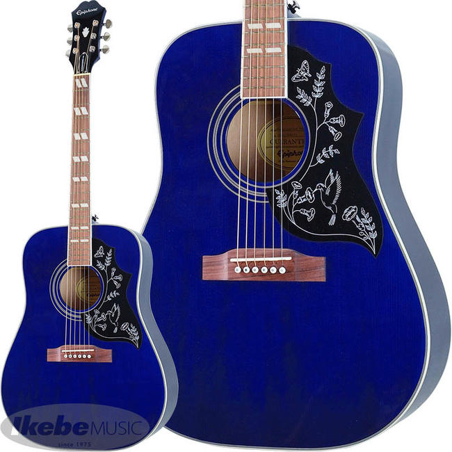 Epiphone by Gibson 《エピフォン》 Limited Edition Hummingbird PRO (BB) 【数量限定エピフォン・アクセサリーパック・プレゼント】【hb_ltd】