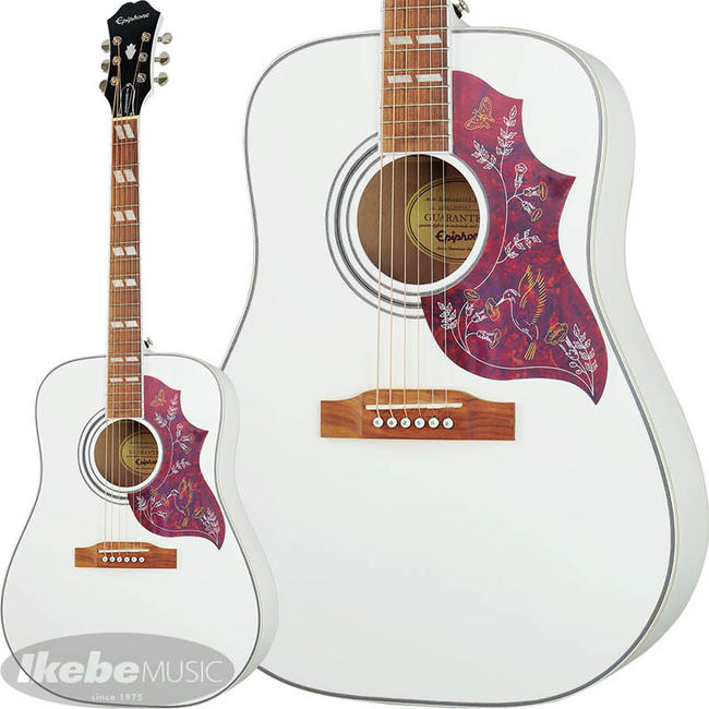 Epiphone by Gibson 《エピフォン》 Limited Edition Hummingbird PRO (AW) 【数量限定エピフォン・アクセサリーパック・プレゼント】【hb_ltd】