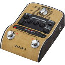ZOOM 《ズーム》 AC-2 [Pre-Amp & Effects for Acoustic Guitar] 【送料無料】