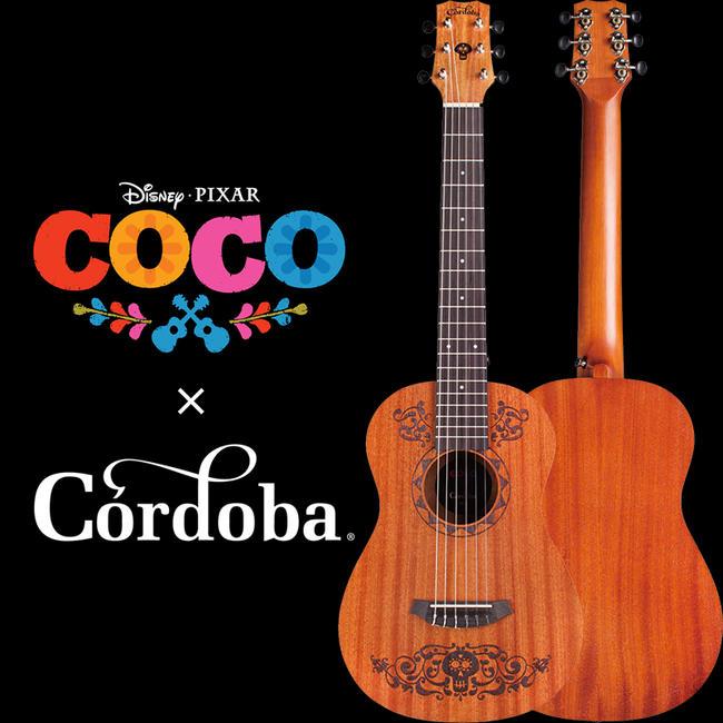 Cordoba 《コルドバ》 Coco Mini MH [ディズニー/ピクサー映画「リメンバー・ミー」オフィシャルギター]【即納可能】【送料無料】