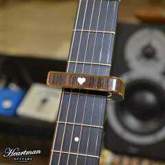 """ThaliaCapo《タリア・カポ》LimitedEdition24KGoldwithIndianRosewood""""HeartMOP""""Inlay"""