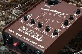 L.R.Baggs 《エルアールバッグス》 Para Acoustic D.I 【アコギ用プリアンプ】【送料無料!】