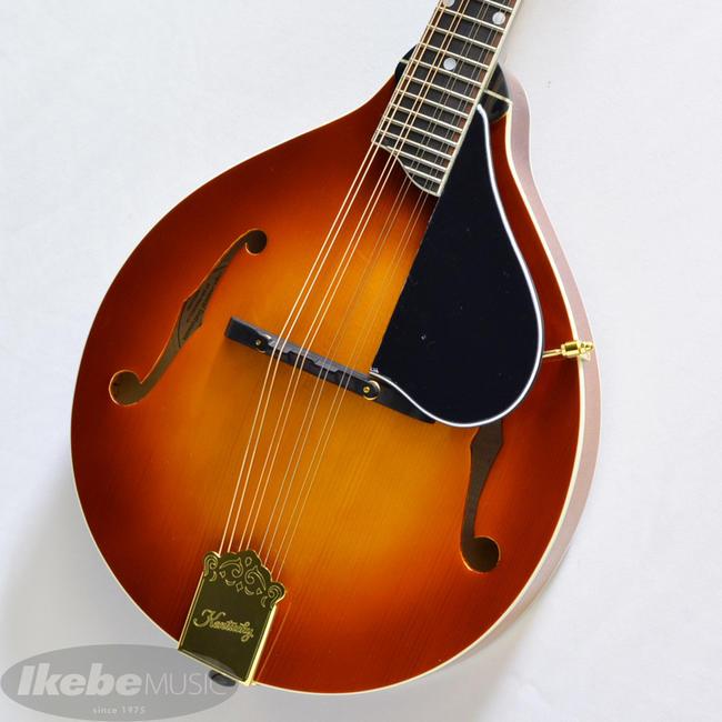 Kentucky 《ケンタッキー》 KM-505 Standard A-model Mandolin