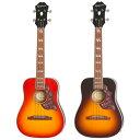 Epiphone 《エピフォン》Hummingbird Acoustic/Electric Tenor Ukulele