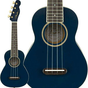 Fender Acoustics 《フェンダー・アコースティック》 Grace VanderWaal Moonlight Soprano Uke 【チョイキズ特価】