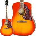 Epiphone by Gibson 《エピフォン》 Hummingbird PRO (Faded Cherry Burst) [2ND特価]