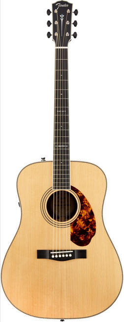 Fender Acoustics 《フェンダー・アコースティック》 PM-1 Limited Adirondack Dreadnought, Rosewood 【特価】