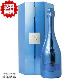 ☆送料無料☆エンジェル シャンパン ヴィンテージ ブルー 2005 ANGEL CHAMPAGNE VINTAGE 2005 BLUE 箱付き [正規品]