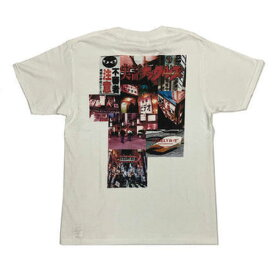 【LONELY論理 × 実話ナックルズ】実話ナックルズ公式コラボ JITSUWALISM TEE/JNT100(ロンリ/カットソー/Tシャツ/lonely_tokyo/病む街/別注/限定/論理LONELY/論理/LONELY/LONELY東京