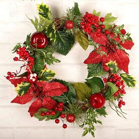クリスマスリース クリスマス飾り オーナメント クリスマス置物 クリスマス雑貨 デコ プレゼント Xmas 北欧 イベント