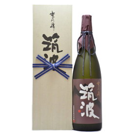 【日本酒】茨城県石岡市 石岡酒造 筑波(つくば)大吟醸 紫の峰 1800ml