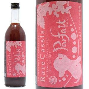 若波酒造 Parfet(ぱるふぇ)レアカシス梅酒 720ml 福岡県