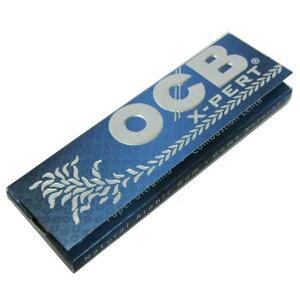 オーシービー エクスパートブルー X-PERT BLUE 巻きたばこ用 ペーパー 50枚入り OCB シャグ【メール便250円対応】