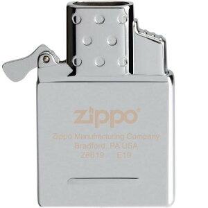 ZIPPO ジッポー ガスライター インサイドユニット シングルトーチ ガス充填済み 65836 シルバー【メール便250円対応】