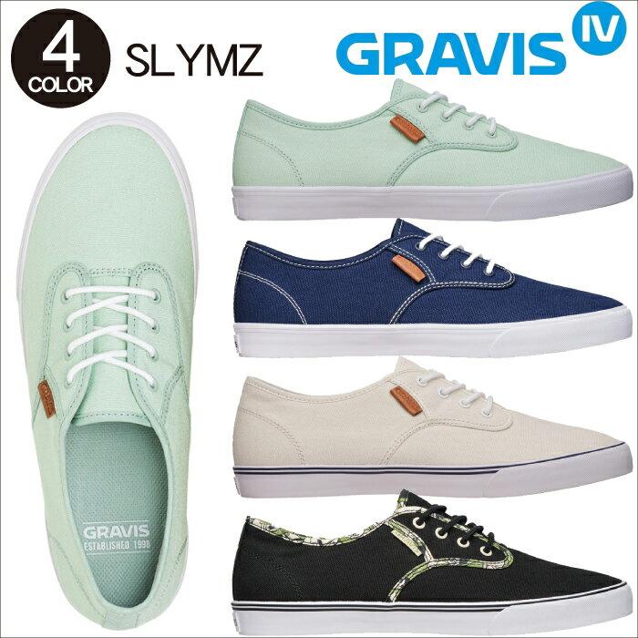 【 GRAVIS SLYMZ 】 グラビス スリムズ