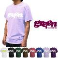 GREEN_CLOTHING_LOGO_Tシャツ