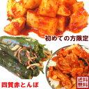 【送料無料】 キムチ 2種類選択福袋 初めての方限定◆北海道、九州、沖縄は別途600円 韓国料理 韓国食品【冷蔵のみ】…