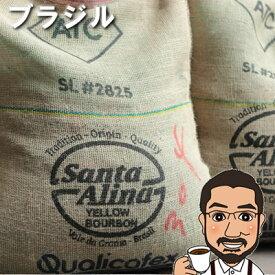 コーヒー豆 送料無料 ブラジル・マイルド600g(200g×3袋)サンタアリーナ農園パルプドナチュラル【メール便 送料無料 コーヒー コーヒー豆 お試し コーヒー豆 おすすめ レギュラーコーヒー ブラジルコーヒー 豆 Brazil coffee】