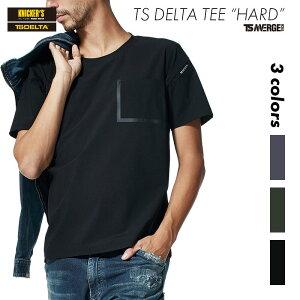 TSデザイン8355TSDELTAワークTシャツ