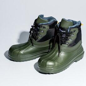 防寒ブーツ ショート ジーベック 85713 EVA 冬用 安全靴 安全ブーツ ビーンブーツ メンズ 暖かい ボア 滑りにくい 軽量 農作業 ガーデニング トレッキング 作業服 作業着 大きいサイズ おしゃれ XEBEC