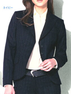 (Celery SELERY class clerical dress uniform) full color jacket Navy S-23961
