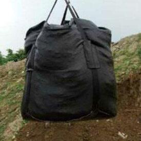 耐候性大型土のう袋 JDブラックバックTYPE-3【3年対応・フレコンバック・災害対策・災害復旧】