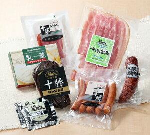 【送料無料】十勝ハム・チーズ 6種詰合せ お祝 内祝 お返し お取り寄せ ギフト
