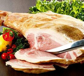 【送料無料】北海道 十勝骨付きハム 3.8kg お祝 内祝 お返し お取り寄せ お歳暮 ギフト