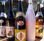 「越乃寒梅」と「新潟の地酒」が一升瓶5本で一万円セット