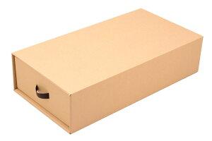 収納ボックス2個組(奥行き74cm×幅39cm×高さ18cm)スチール枠・インデックスシール付
