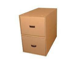 収納ボックス4個組(奥行き80cm×幅39cm×高さ30cm)スチール枠・インデックスシール付