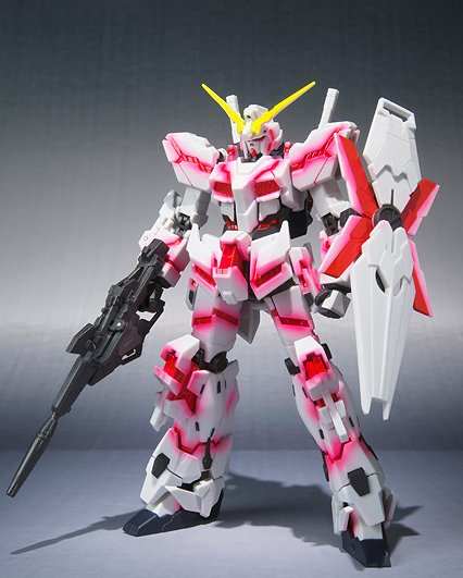 ROBOT魂 ユニコーンガンダム(サイコフレーム発光仕様)