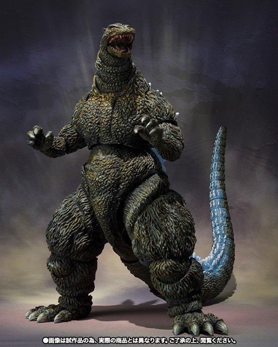 S.H.MonsterArtsゴジラ(生頼範義ポスターVer.)
