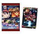 バンダイ劇場版「鬼滅の刃」無限列車編名場面回顧カードチョコスナック3カード全13枚セット