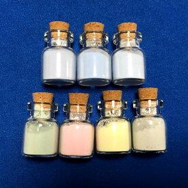 サーモ顔料パウダー レジン ネイル 温度でカラーチェンジ パステルカラー 低温で変色
