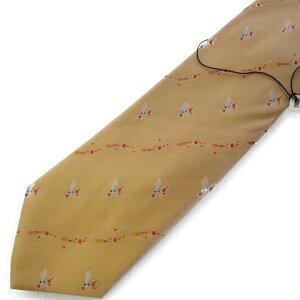 ホタルイカのキャラクターネクタイ!魚好きにはたまらないネクタイです。「トラッド」