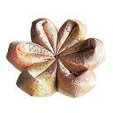 りん布団 雅白茶 国産 花型 おりん用の布団 リン座布団 雅白茶(8号 直径24cm)