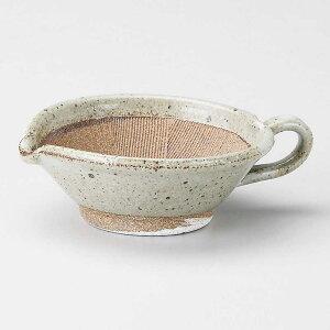すり鉢ドレッシング 唐津ごまダレ美濃焼 和食器 小鉢 ソースポット 持ち手付き すり鉢