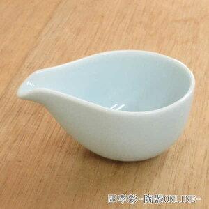 ドレッシングポット 陶器 青磁 小美濃焼 ドレッシング入れ 陶器 おしゃれ ソースポット ドレッシングポット