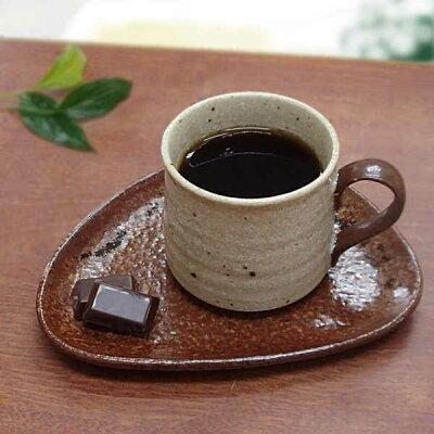 コーヒーカップ&ソーサーナチュラルコーヒーカップ陶器和風和陶器おうちカフェカフェ風食器美濃焼和食器おしゃれかわいい