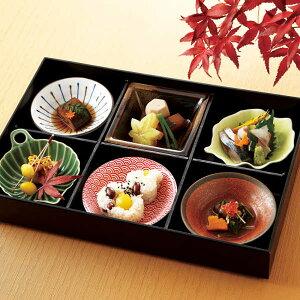 松花堂 弁当箱 六つ仕切り皿 月セット松花堂弁当箱 日本製 美濃焼 和食器 小皿 小鉢 おせち オードブル 重箱