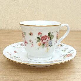 コーヒーカップ&ソーサー ブーケコーヒーカップ 陶器 業務用 美濃焼 通販