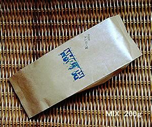 RODANの自家焙煎コーヒー豆 ミックス 200g