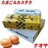 운젠 달걀 10개+나가사키 카스테라나오야 유익 세트