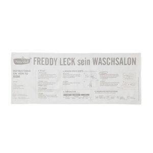 【メール便250円対応】FREDDY LECK フレディレック アイロン用当て布 アイロンクロス ただの当て布じゃない!?アイロンがけのワンポイントアドバイスつき!