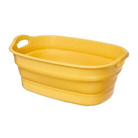 【送料無料】ソフトタブ プラス 洗濯物のつけ置き洗いに!ベビーバスとして!アウトドアやレジャーに!折りたためて収納に便利!折りたたみ 足湯 たわい 湯桶 上履き スニーカー