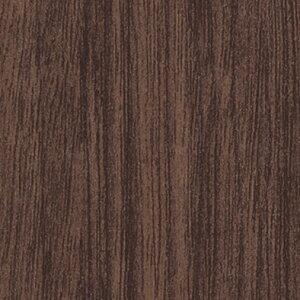 メラミン化粧板 セルサス/プレミアムテクスチャー 木目(ダークトーン) TS-10206K 4x8 ウォールナット 板目