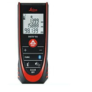ライカ レーザー距離計 DISTO-D2(ディスト) 日本正規品(測定可能距離100m) DISTO-D2BT